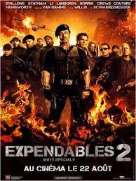 Expendables 2: unité spéciale 2012
