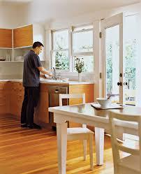 Eat In Kitchen by Great Kitchen Design Ideas Sunset