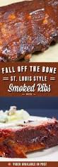 best 25 st louis ribs recipe ideas on pinterest st louis style