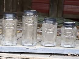 Glass Canisters For Kitchen Best Kitchen Canisters Ideas Southbaynorton Interior Home