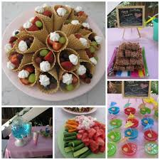 Home Party Ideas Kids Pool Party Menu Home Party Ideas