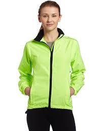 fluorescent bike jacket amazon com canari cyclewear women u0027s tour jacket cycling jacket