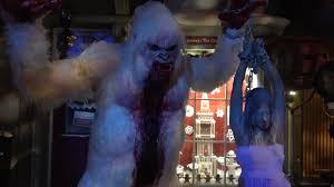 costumes halloween horror nights 2015 dark christmas scare zone at universal studios halloween