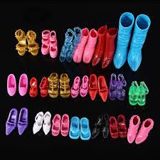 amazon black friday dolls 24pcs u003d12pairs different color mix shoes boots for barbie dolls