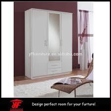Sliding Door Wardrobe Designs For Bedroom Indian Cheap Wood Bedroom Furniture Cabinet Design Mirror Door Wardrobe