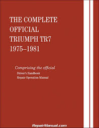 100 haynes triumph tr6 manual sudco international stock
