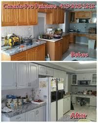 oak kitchen cabinets painted benjamin moore hc 170