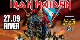 El día que Iron Maiden mató a Margaret Thatcher