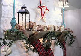 a festive christmas home tour u2013 woods of bell trees