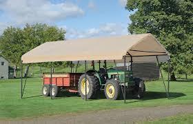 Canopy Carports Carport In A Box Creative Shelters