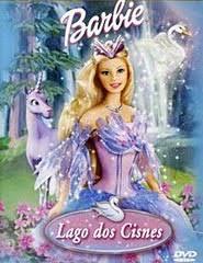 Barbie Lago dos Cisnes Dublado -D