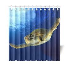 Sea Turtle Home Decor Interestprint Deep Ocean Sea Turtle Home Decor Underwater World