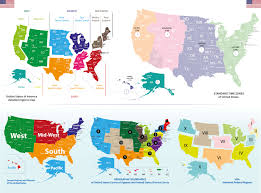 World Time Zones Map by Map Of United States