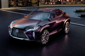 lexus made in canada lexus ux concept heading to production motor trend