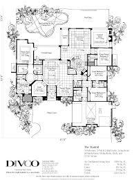 40 custom homes floor plans house design contemporary custom home