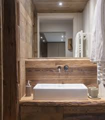 rustic mountain chalet apartment u003clovely bathrooms