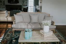 Living Room Bench by Formal Living Room Tour A Southern Drawl