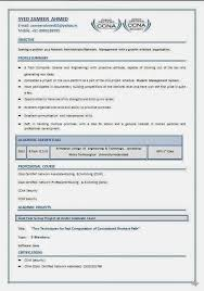 resume for freshers engineering students resume format for       computer science resume