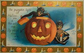 vintage halloween cards u2013 festival collections