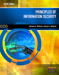principles of information security 4th edition 9781111138219