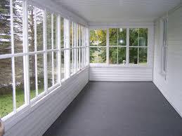 enclosed deck ideas