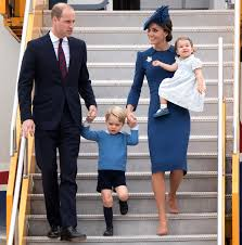 william and kate are taking george and charlotte to carole