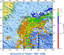 Doomsday panic in Taiwan: Could earthquake magnitude 14 and 170m.