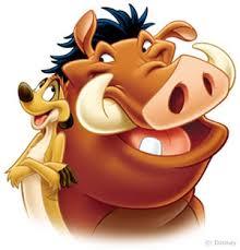 ���� ����� � �����  Disneys Timon Pumbaa ������ 40 ���� ���