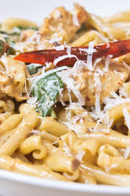 Pasta Recipes Four Cheese Pasta With Chicken Weight Watchers Kitchme