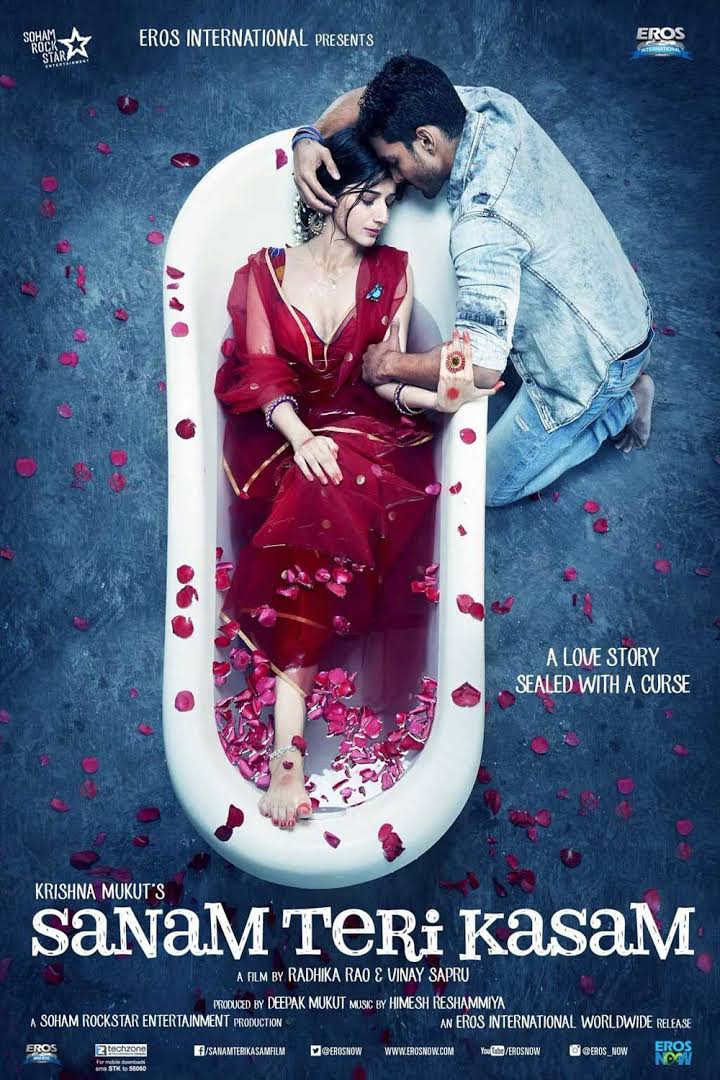 Watch Online Hindi Movies SANAM TERI KASAM 2016 Full HD