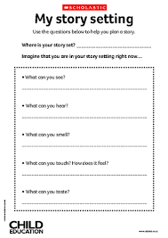Story Write Descriptive Essay