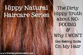 T Gel Shampoo For Hair Loss The Dirty Hippy Truth About No Poo And Why I Won U0027t Use Baking Soda