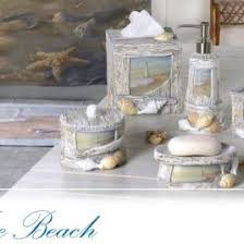 Coastal Bathroom Accessories by Beach Bathroom Accessories Sets Bath Accessories Sets Coastal