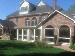 Screen Porch Roof by Charlotte Remodelers Archadeck Of Charlotte