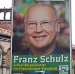 Der alte und neue Bezirksbürgermeister: Franz Schulz von den Grünen - Schulz_q