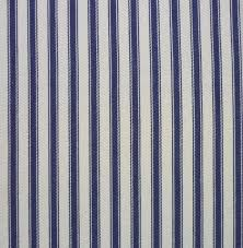 Furniture Upholstery Fabric by 100 Cotton Woven Ticking Stripe Deck Chair Furniture Upholstery