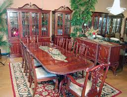 European Dining Room Furniture Awesome Mahogany Dining Room Table And Chairs Ideas Home Design