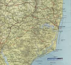 Map Of The New England States by Map Of South East Coast England You Can See A Map Of Many Places