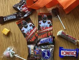 dad jokes about finding browns tickets in kids u0027 halloween candy