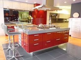 Stove In Kitchen Island Island Stove Vent Home Appliances Decoration