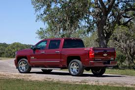 2014 chevrolet silverado high country first drive automobile