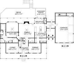 Home Plan Com Farmhouse Style House Plan 4 Beds 3 50 Baths 2972 Sq Ft Plan 56 205
