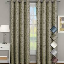 108 Inch Long Blackout Curtains by 70 Off Blair Damask Floral Curtains Jacquard Drapes Grommet