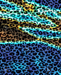 Blue Leopard Print by Leopard Print Stock Photos Royalty Free Leopard Print Images And