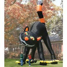 halloween inflatables archives hammacher schlemmer blog