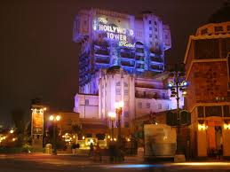 Image result for Disney land tower of terror