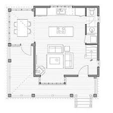 Small Cottage Floor Plan Super Cool Ideas Small Simple Cabin Floor Plans 11 House