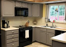 Professional Spray Painting Kitchen Cabinets Paint Kitchen Cabinets Without Sanding 2017 With How To White