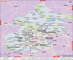Mexico Cities Map by Beijing Map Map Of Beijing City China