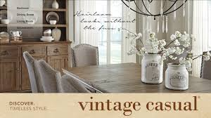 Vintage White Bedroom Furniture Vintage Casual Furniture From Ashley Homestore